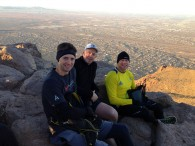 Flatiron Hike in the Superstition Mountains – Late December 2012