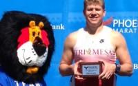 Phoenix Marathon 2013 – Greg Davis in at 3:07!