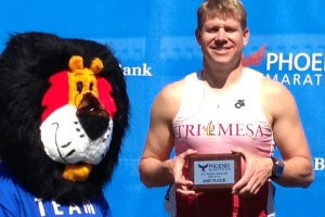 Phoenix Marathon 2013 – Greg Davis in at 3:07!